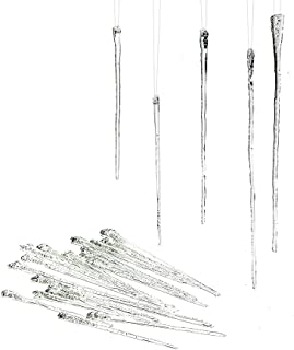 Department 56 Glass Icicle Ornament (Set of 24)