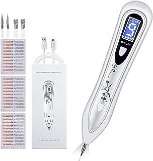 Birthmark Removal Warts Removal, BUDDYGO Skin Tag Mole Removal Pen met LCD 9 niveau-intensiteit voor gezicht en lichaam (w...