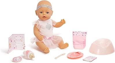 Baby Born Interactive Baby Doll- Blue Eyes