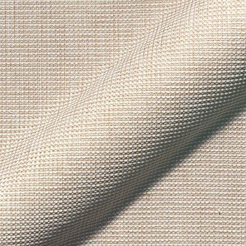 Stoff Polsterstoff Möbelstoff Bezugsstoff Meterware für Stühle, Eckbänke, etc. - Mondo Beige Uni - MUSTER