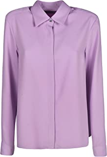 DRIES VAN NOTEN Luxury Fashion Womens 107028322403 Purple Shirt | Fall Winter 19