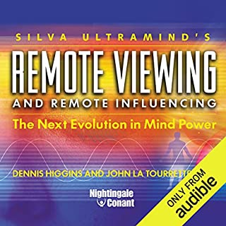 Remote Viewing and Remote Influencing cover art