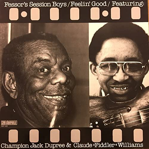 "Fessor's Session Boys feat. Campion Jack Dupree & Claude ""Fiddler"" Williams"