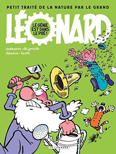 Léonard - Compilation - tome 3 - Le génie est dans le pré ! Petit traité de la nature par le grand Léonard