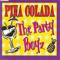 Pina colada [Single-CD]