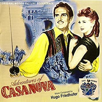 Adventures of Casanova (Original Movie Soundtrack)
