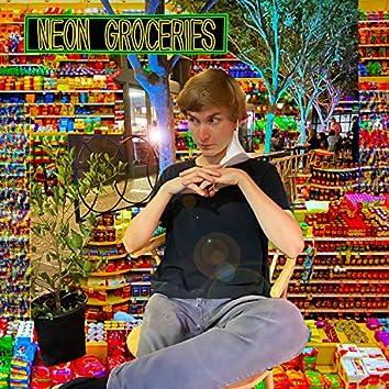 Neon Groceries