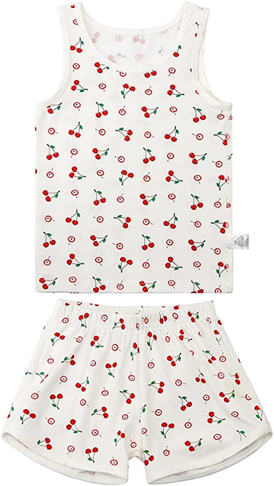 Toddler Kids Baby Max 65% OFF Girl Sleeveless Girls Clothes Summer Tank Top Max 49% OFF