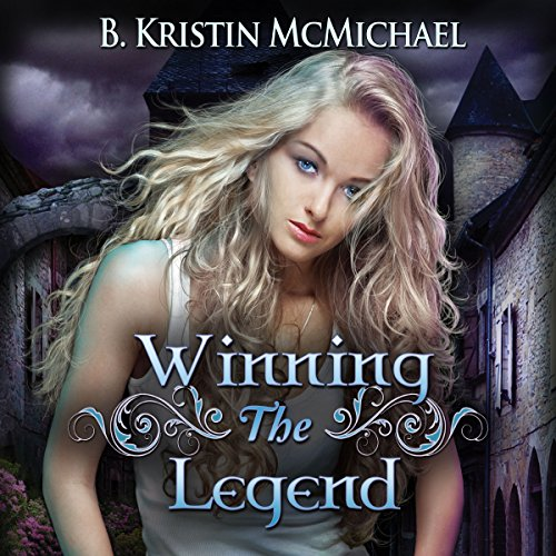 Winning the Legend audiobook cover art
