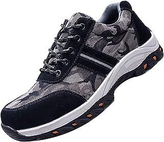 أحذية العمل بطرف من الفولاذ من جاك شيبو للرجال والنساء، أحذية سلامة، أحذية تشييد المنشآت الصناعية القابلة للتنفس