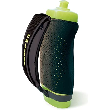 Amphipod Hydraform Thermal-Lite Handheld BPA-Free Water Bottle 20oz