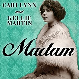 Madam audiobook cover art