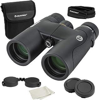 Celestron Nature DX ED 10x42 Binoculars - Premium Extra-Low Dispersion ED Glass Lenses
