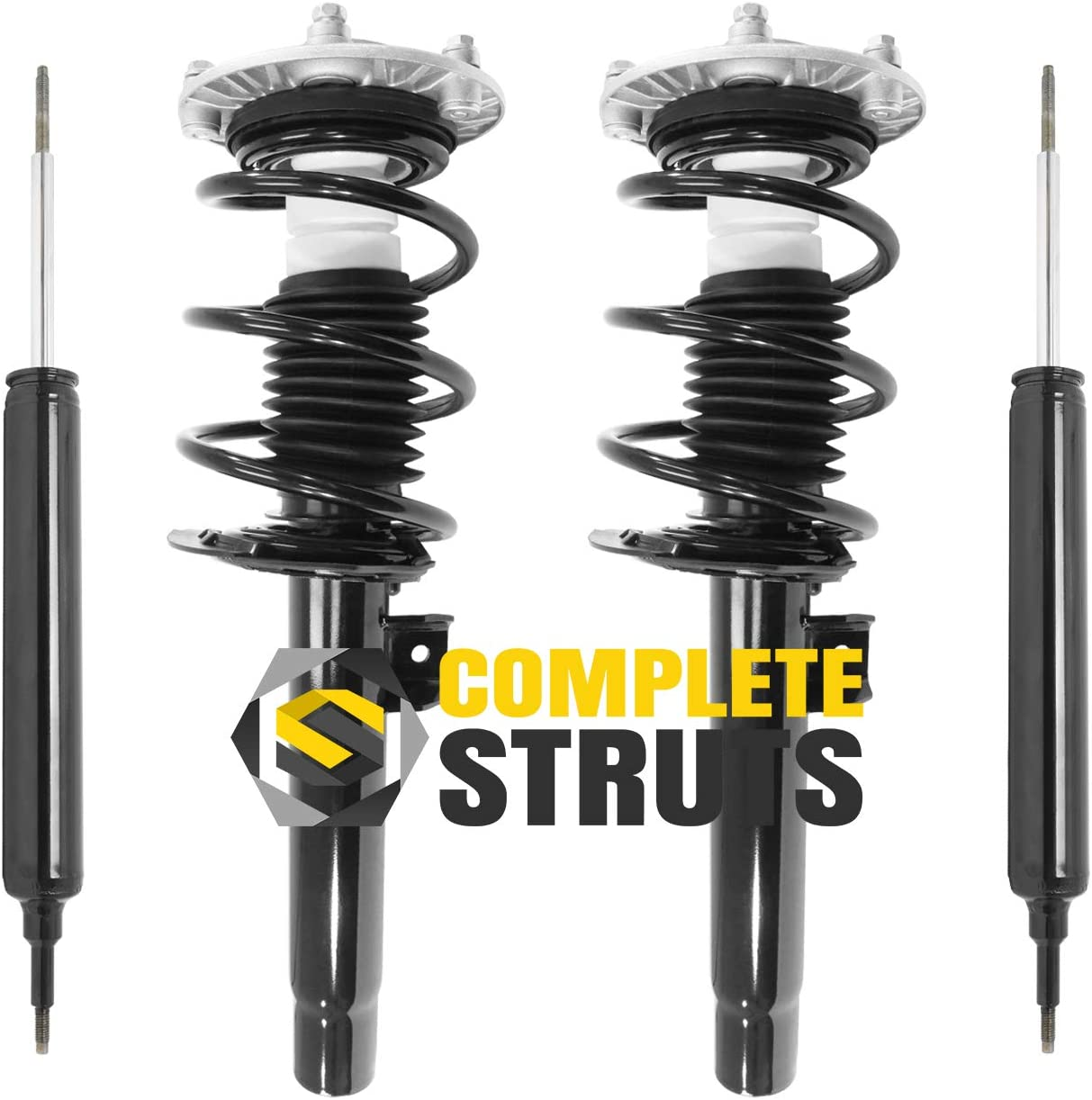 Front excellence Quick Ranking TOP10 Complete Struts Assembly Rep Rear Absorbers Shocks