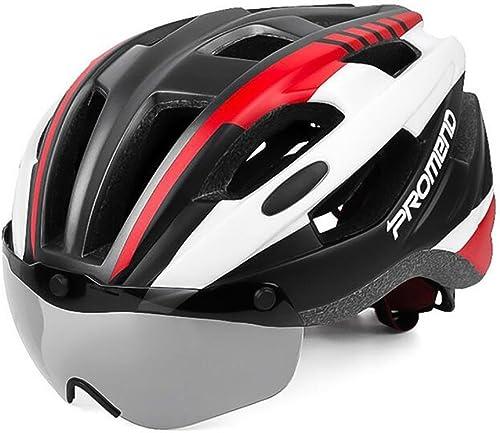 MIAO Fahrrad-Helm-Outdoor Berg   Rennrad Magnetische Saugband Goggles Radfahren Schutzausrüstung