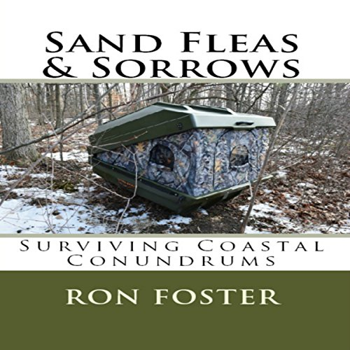 Sand Fleas & Sorrows audiobook cover art