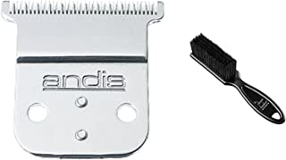 Andis Replacement Blade for Trimmer, D-7 / D-8#32105 Blade Kit Includes Classic Barber Blade Brush
