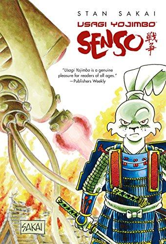 Usagi Yojimbo: Senso (English Edition)