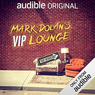 Mark Dolan's VIP Lounge cover art