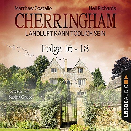 Cherringham - Landluft kann tödlich sein: Sammelband 6 (Cherringham 16-18) Titelbild
