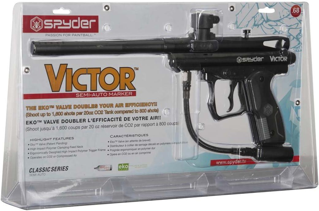 Spyder Victor Paintball Gun Overview