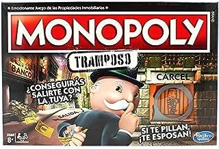 Monopoly- Tramposo (Versión Española) (Hasbro E1871105
