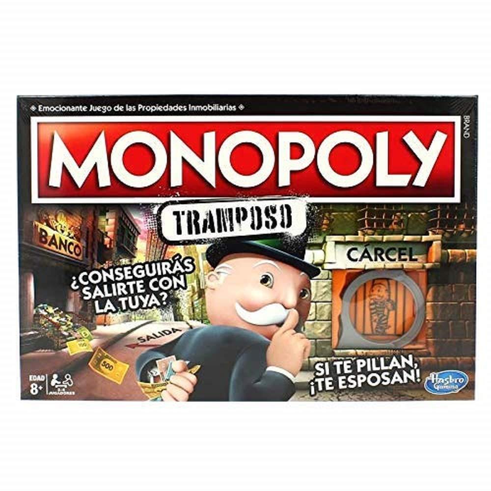 Monopoly tramposo español