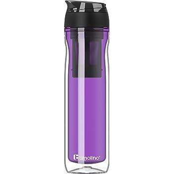 Premium – Botella – Botella de agua – Termo 500 ml para café y té ...