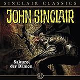 John Sinclair Classics: Sakuro, der Dämon