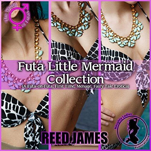 Futa Little Mermaid Collection audiobook cover art