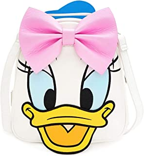 Loungefly Donald Duck Daisy Reversible Mini Backpack - WDBK0939