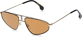 نظارات شمسية من كاريرا للنساء بطراز افياتور 1021/S - لون ذهبي
