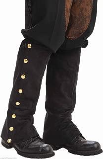 Steampunk Spats Costume Accessory