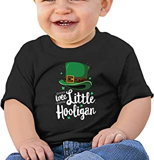 Qiop Nee Wee Little Hooligan Short Sleeves T-Shirts Baby Boys
