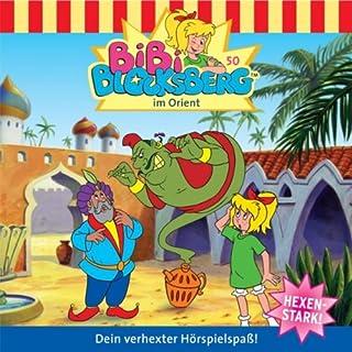 Bibi im Orient Titelbild