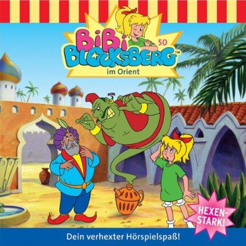 Bibi im Orient audiobook cover art