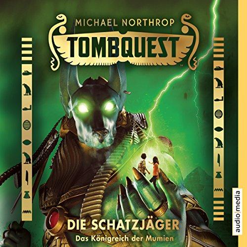 Das Königreich der Mumien audiobook cover art