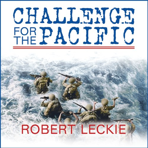 Challenge for the Pacific cover art