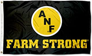 College Flags & Banners Co. Iowa Hawkeyes Farm Strong Flag