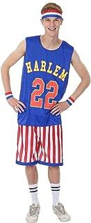 Harlem Globetrotters Adult Costume