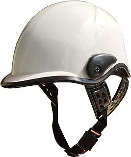 AutokraftZ AZ-VSTARK Half Face Helmet (White, M)