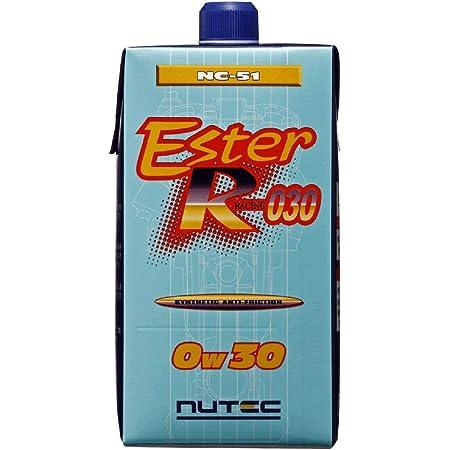 NUTEC(ニューテック) エンジンオイル ESTER RACING NC-51 0W30
