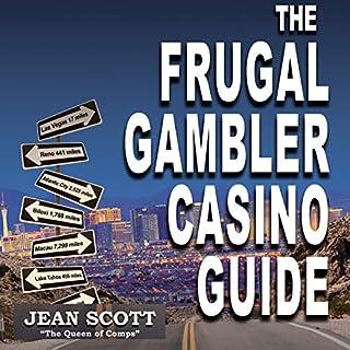 The Frugal Gambler audiobook cover art