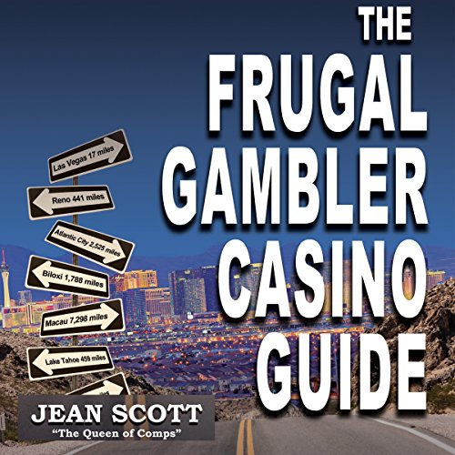 The Frugal Gambler audiobook cover art