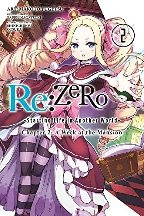 Re:ZERO -Starting Life in Another World-, Chapter 2: A Week at the Mansion, Vol. 2 (manga)