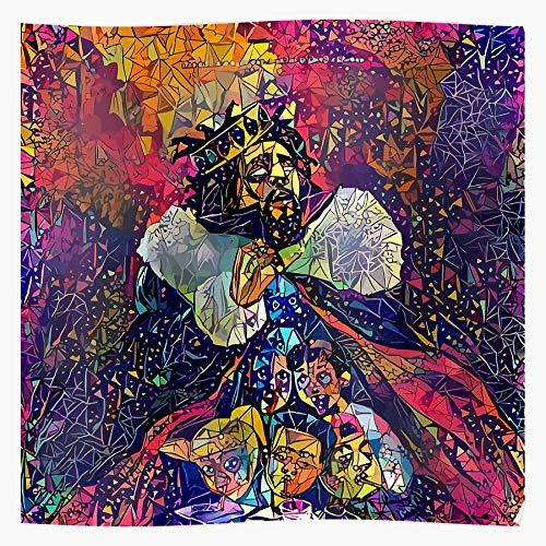 Generic Our Stream On Drugz Kod Overdose Kill Abstract Cole Album King Demonz Kidz Home Decor Wall Art Print Poster ! Home Decor Wandkunst drucken Poster !
