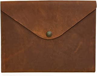 Mens Bag Briefcase For IPad A4 Document File Mens European Style Leather Messenger Leisure Bag High capacity