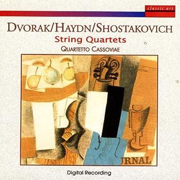Dvorak / Haydn / Shostakovich: String Quartets