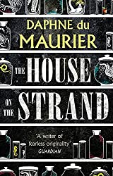 Black and white cover art for The House on the Strand