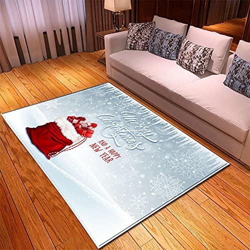 Tappeto Salotto Moderno 160X230cm Palloncino Colore Grigio 3D HD Tappeto Soffice per Camera da Letto Tappeto Bambini Motivo a Pelo Corto,Tappeto Cucina Antiscivolo Lavabile Tappeto Bagno Grand